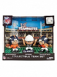 Denver Broncos Lil' Teammate Collectible Team Set (Denver Broncos Lil Teammates compare prices)