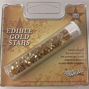 Gold Cake Decorations Uk : Cupcake decorations - edible gold stars. Edible gold stars ...