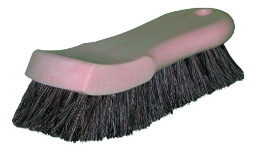 Magnolia Brush 180-HH Multi-Purpose Scrub and Upholstery Brush, Horsehair Bristles, 1