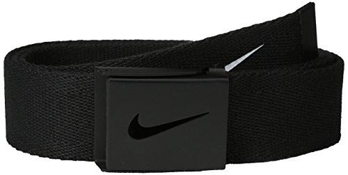Nike Mens Tech Essential Belt, Black, One Size (Nike Bottle Opener Belt compare prices)