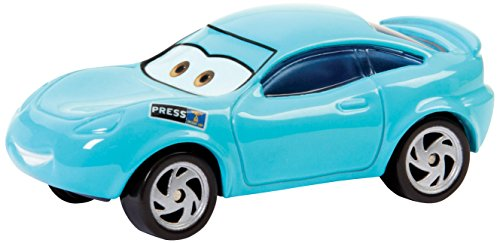 Disney/Pixar Cars, 2015 Lost and Found Die-Cast Vehicle, Kori Turbowitz #1/8, 1:55 Scale - 1