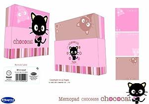 Chococat Memo Pad 3 Pack