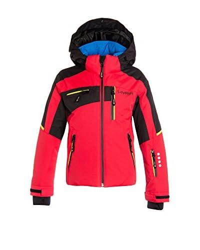Hyra Ski-Jacke Imst Boy blau/schwarz