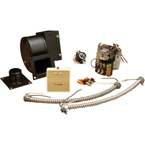 US Stove 11DIKL Draft Induced Kit (Fireplace Blower Grate Kit compare prices)
