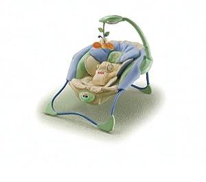 Fisher-Price Baby Papasan Infant Seat Nature's Wonder