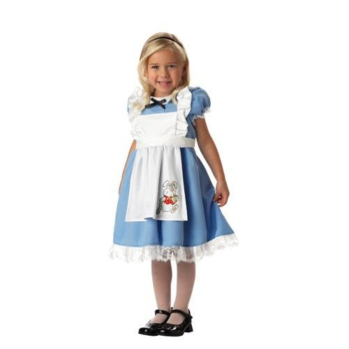 Lil 'Alice in Wonderland Kids Costume