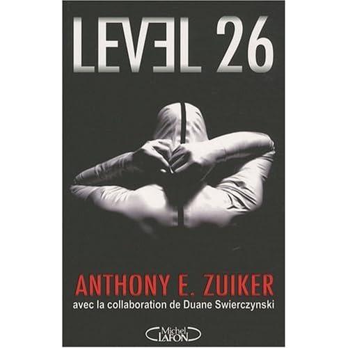 Level 26 de Anthony E. Zuiker 41BqeZhRg6L._SS500_
