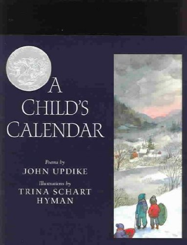 Child's Calendar, a with CD [With Paperback Book]