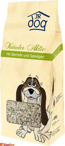 Artikelbild: JR Dog Kräuter Aktiv 150 g