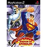 Superman: Shadow Of Apokolips - PlayStation 2by Atari -- Video Games
