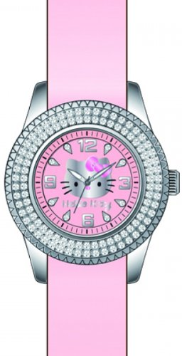Hello Kitty Quartz Analogue 4408703 Girls Watch