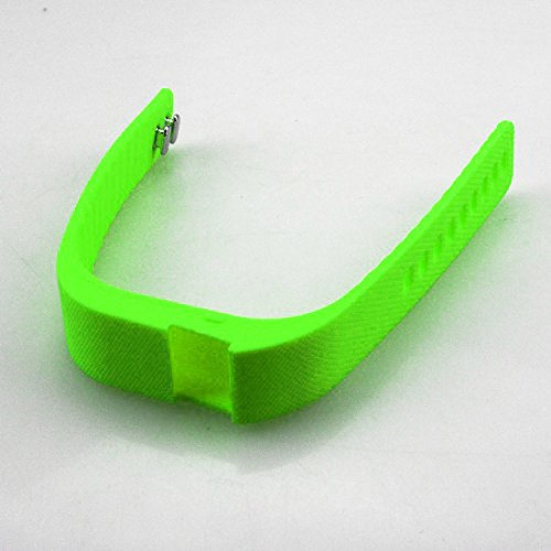 EVANA Smart Bracelet TW64 Replacement Bands, Pedometer, Sleep Tracker FitBit Style Bands (green)
