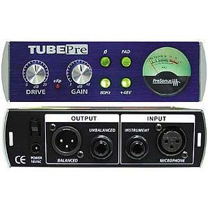 Presonus Tubepre - Single Channel Tube Mic Preamplifier