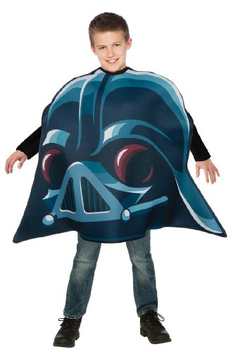 Darth Vader Pig Angry Birds Kids Costume