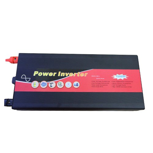 Sungoldpower 1500W Dc To Ac Pure Sine Wave Power Inverter Dc 24V