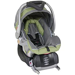 Product Image Baby Trend Columbia Infant Car Seat - Green/ Gray