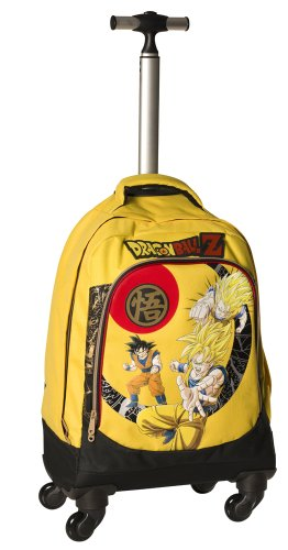 cartables a roulette fille sac bagage comparer les dragon ball z - Cartable Dragon Ball Z