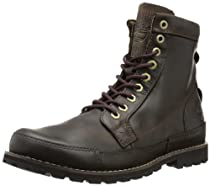 "Hot Sale Timberland Men's Earthkeeper 6"" Laceup Boot,Dark Brown/Brown, 10 M US"