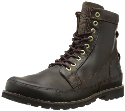Timberland Men's Earthkeeper Boots Brown Marron foncé 6 (39.5 EU)