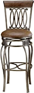 Montello Swivel Bar Stool GBA121