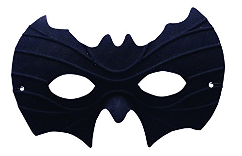 Black Bat Eye Mask by Forum Novelties