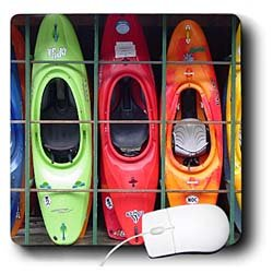 Water Sport - Kayak - Mouse Pads