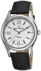 Revue Thommen Men's 21012.253199999999 Heritage ll Analog Display Swiss Automatic Black Watch