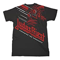 Judas Priest - Bloodstone Adult T-shirt in Black