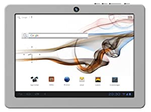 Odys Next 17,8 cm (7 Zoll) Tablet-PC (TFT Touchpanel, 1.2 GHz Cortex A 8, 1 GB RAM, 8 GB HDD, WLAN, SD, USB, Android OS 4.0.x) weiß
