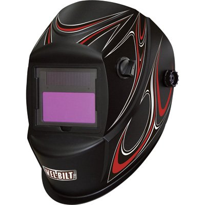 Variable-Shade Auto-Darkening Welding Helmet
