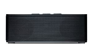 Urge Basics UG-SNDBRCKBLK Soundbrick Ultra Portable Bluetooth Stereo Speaker with Built-in Mic - Retail Packaging - Black