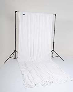 Lastolite LL LB7601 Ezycare Knitted Background Curtain for Cameras