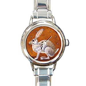 Limited Edition Violano Italian Charm Watch Rabbit Hare