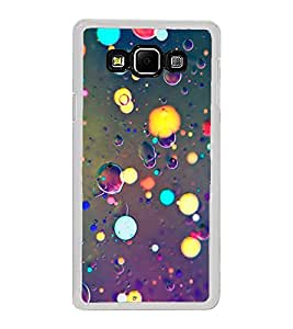 Light and Bubbles 2D Hard Polycarbonate Designer Back Case Cover for Samsung Galaxy A8 (2015 Old Model) :: Samsung Galaxy A8 Duos :: Samsung Galaxy A8 A800F A800Y