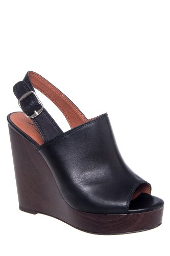 Lucky Brand Ronand High Wedge Slingback Sandal