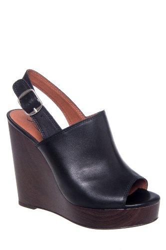Lucky Brand Ronand High Wedge Slingback Sandal