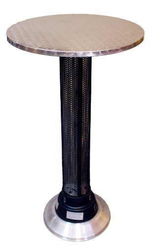 AZ Patio Heaters HIL-6011 Pub Table with Built-in Electric Heater image