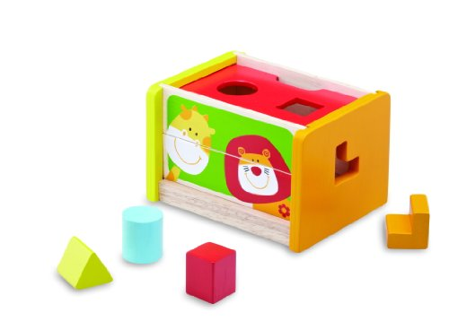Wonderworld Sorter Toy, Safari