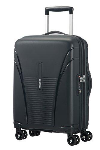 american-tourister-durchlaufer-koffer-55-cm-32-l-dark-slate