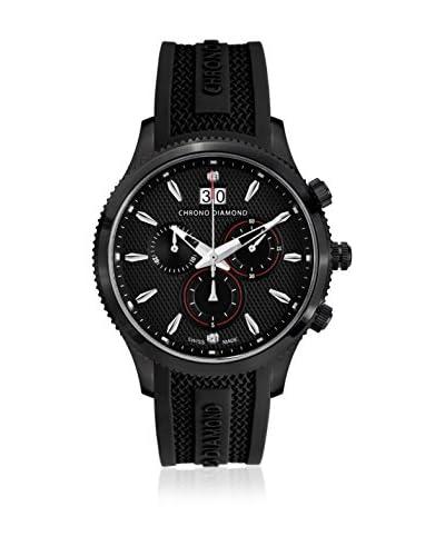 Chrono Diamond Reloj con movimiento cuarzo suizo Man 12000Cr Okeanos 41 mm