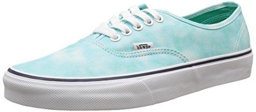 Vans Authentic, Sneakers mixte adulte - Turquoise (Tie Dye/Turquoise), 40 EU
