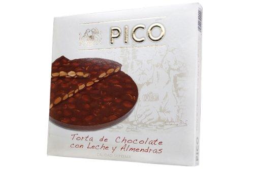Turrones Pico - Torta de Turrón de Chocolate - 200 g