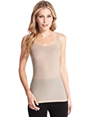 No VPL Scoop Neck Bonded Camisole