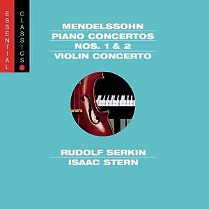 Piano Ctos 1 & 2 / Violin Cto: Essential Classics