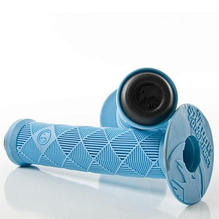 The Shadow Conspiracy Ol' Dirty BMX Bike Grip – Baby Blue