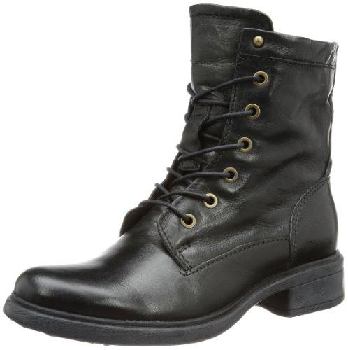 Mjus 605207 Boots Womens Black Schwarz (nero 6002) Size: 6.5 (40 EU)