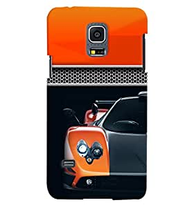 PRINTVISA Sports Car Case Cover for Samsung Galaxy S5 Mini