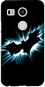 Meetarts Nexus Lg _D274 Mobile Case for Lg Nexus 5X (Multicolor)