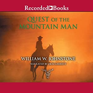Quest of the Mountain Man Audiobook