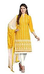 Surbhi Fashion-SDVI-ELIFA11135-Designer Semi Stitched Dress Material